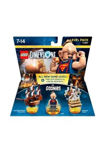 LEGO Dimensions - Level Pack - Ghoonies  Warner Games - dataspel & spelkonsoler