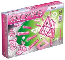 Geomag Panels Pinkki 68 Osaa