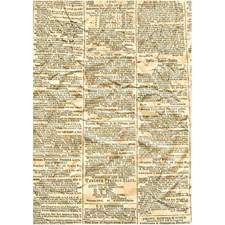 Karduspapir, A4 210x297 mm,  100 g, avis, 10ark