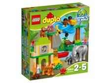 Viidakko Lego Duplo Town (10804)