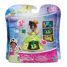 Tiana, Spin-a-Story, Little Kingdom