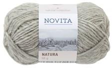 Novita Natura Wool Garn 50g, lera 045