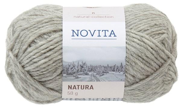 Novita Natura Villa 50g, savi 045