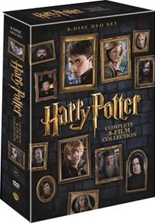 Harry Potter 1-7B Complete Box Slim (8-disc)