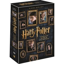 Harry Potter 1-7B Complete Box (8-disc)
