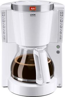 Melitta Look Selection Kaffebryggare Vit