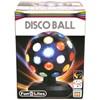 Disco Ball LED, Svart, 15 Cm