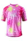 T-Shirt, Fiji, Rosa