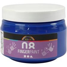 Fingerfärg 150 ml Blå