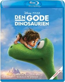 Disney Pixar Klassiker 16 - Den gode dinosaurien (Blu-ray)