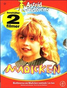 Madicken Box 2-disc
