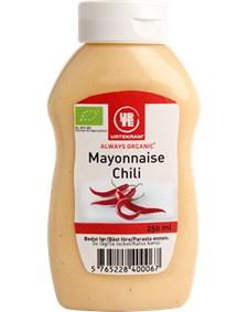 Urtekram Mayonnaise Chili 0.25 L Eko