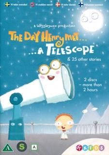 Henry Råkar På... Ett Teleskop