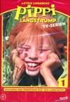 Pippi Långstrump - Tv-serien 1 (flyttar in i Villa Villekulla/är sakletare och går på kalas/går i af