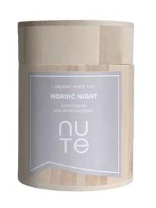NUTE Te Nordic Night 100 g Ekologisk