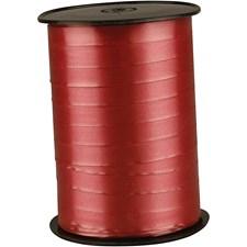 Gavebånd, B: 10 mm, 250 m, rubin