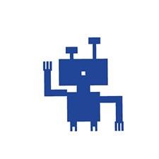 Applikasjon Robot, Liten ca 5/7 cm