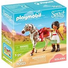 Solana gör voltige, Playmobil (70123)