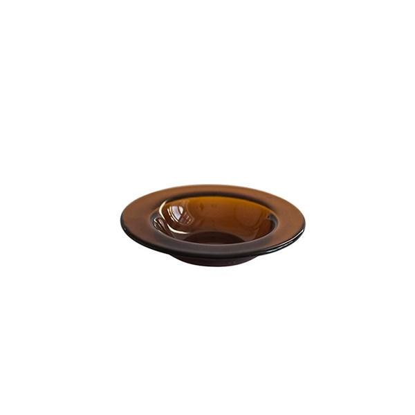Månses Design Skål Glas (brun) - tallrikar & skålar