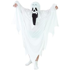 Maskeraddräkt Spöke Barn (110-116)
