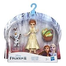 Frozen 2 Anna and Friends Figurer