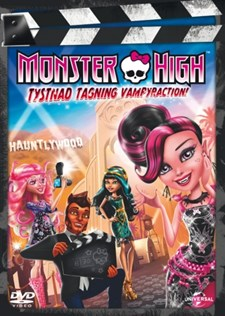 Monster High - Tystnad, Tagning, Vampyraction!