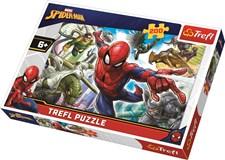 Pussel 200 bitar, Spiderman