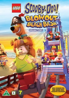Lego: Scooby-Doo! Blowout Beach Bash
