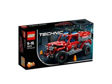 Räddningsfordon, LEGO Technic (42075)