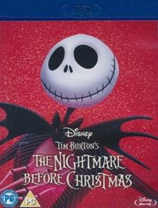 Nightmare before christmas (Blu-ray
