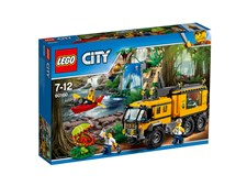 Djungel mobilt labb, LEGO City Jungle Explorers (60160)