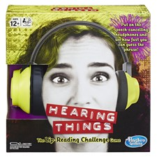 Hearing Things SE, Hasbro Gaming