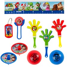 Partykit Super Mario 48-pack