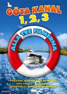 Göta Kanal 1-3 (3-disc)