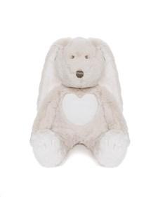 Keskikokoinen harmaa Teddy Cream -pupu, Teddykompaniet, 44cm
