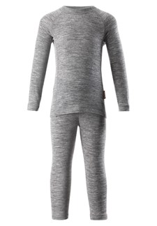 Underställ Merinoull/Tencel®, Kinsei Melange Grey 120cm, Reima