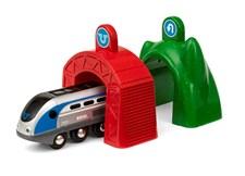 Smart lok med action -tunnlar, World Smart Tech, BRIO (33834)
