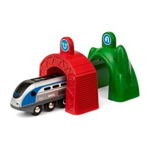 Smart lokomotiv med magiske tunneler, World Smart Tech, BRIO (33834)