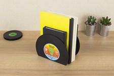 Bokstøtte Vinylplater