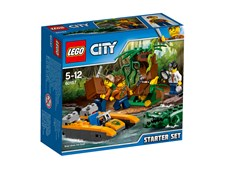 Djungel startset, LEGO City Jungle Explorers (60157)