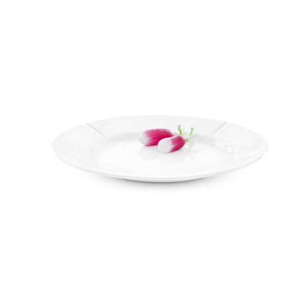 rosandahl Grand Cru Tallrik Dia 27 cm Vit - tallrikar & skålar