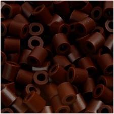 Putkihelmet, koko 5x5 mm, aukon koko 2,5 mm, 6000 kpl, ruskea (3)