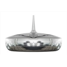 Umage Clava Dine Lampa 28 x 43 cm Polerat Stål