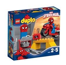 Spindelmannens cykelverkstad, Lego Duplo Super Heroes (10607)