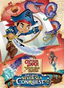 Jake och Piraterna - Den stora erövringen av Ingenstanshavet (volym 7)