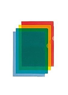 Aktmappar A4 0,11 mm Grön 100 st