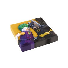 LEGO Batman servetter, 20 st
