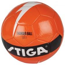 Fotball, Str. 3, Oransje, Thunder Ball, Stiga