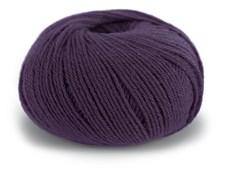 Dale Garn Pure Eco Baby Wool Lanka Ekologinen Villa 50 g ametistin liila 1319