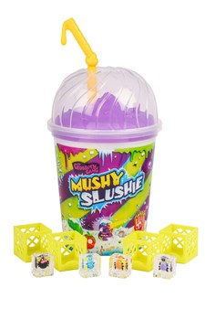 Mushy Slushie Collectors Cup, Season 1, The Grossery Gang